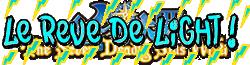 Logo Le Rêve de Light !