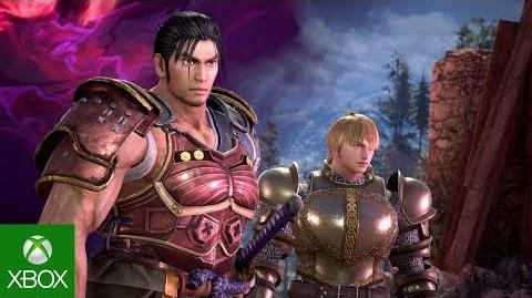 SoulCalibur VI Libra of Soul Trailer