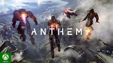 Anthem sur Xbox One - 4K Trailer E3 2017