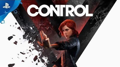 Control - E3 2018 Announce Trailer PS4