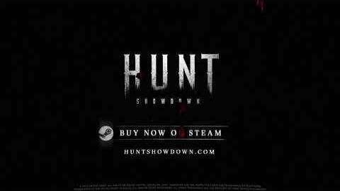 Hunt Showdown E3 2018 Gameplay Trailer