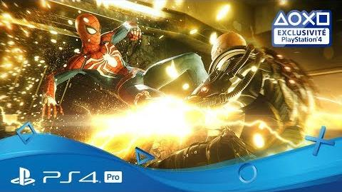 Marvel's Spider Man - Gameplay showcase PlayStationE3 7 septembre Exclu PS4