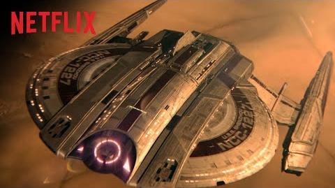 Star Trek Discovery Bande-annonce officielle Netflix HD