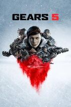 Cover Art of Gears 5