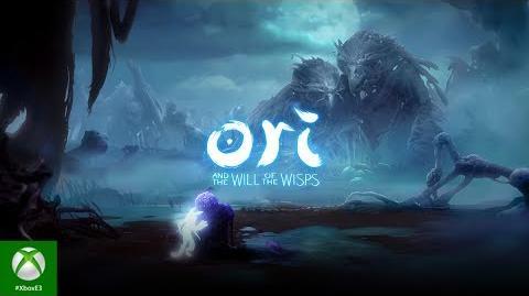 Ori and the Will of the Wisps - 4K Trailer E3 2017
