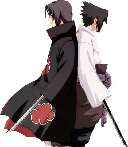 File:Sasuke and itachi by sajjad1231-d4xezl3.png