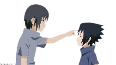 Itachi and sasuke by vjsasuke-d5di54r