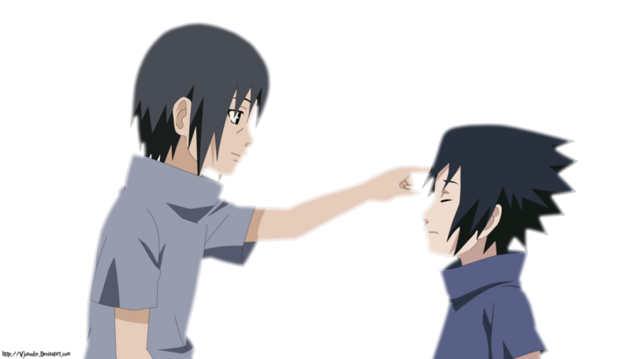 File:Itachi and sasuke by vjsasuke-d5di54r.png