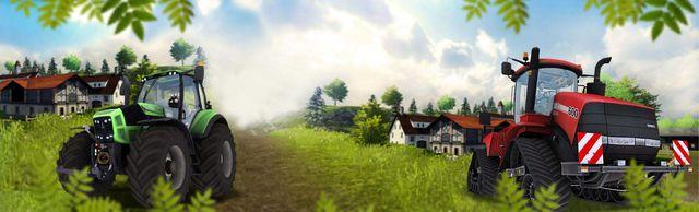Farming Simulator wallpaper