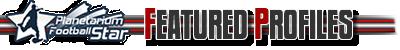 Mainpage feature profiles