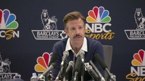 An American Coach in London NBC Sports Premier League Film featuring Jason Sudeikis