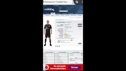 Footstar FC Bayern Munchen Players