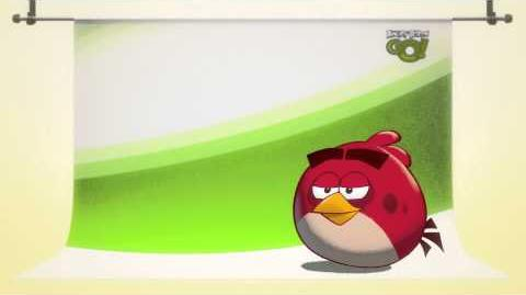 Angry Birds Go! character reveals Red