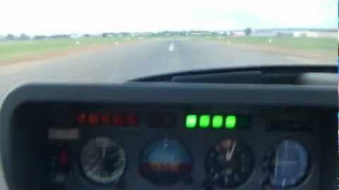 FTA Tabago TB10 Landing at Parafield (YPPF)