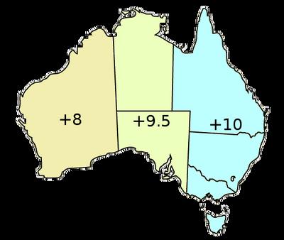 Australia-Timezones-Standard