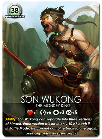 Monkey King | Fairytale Games Wiki | Fandom