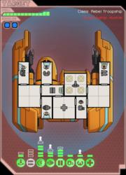 Rebel troopship