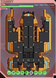 Rebel tech cruiser