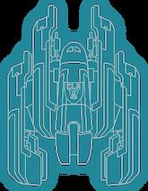 Navy Bomber cloak