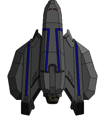 Fed stealth fighter