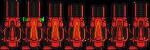 Artillery mantis