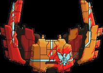 Rebel mantis scout base