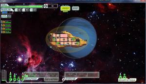 Modded Ship