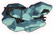 Miniship crystal cruiser