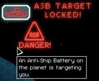 ASB Target Locked