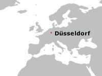 Dusseldorf-map