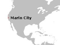 Marincity-map