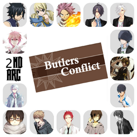 Butlers Conflict Arc