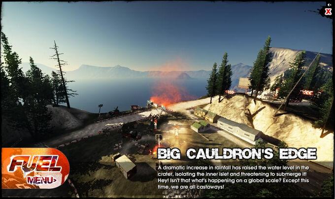 Big Cauldron's Edge