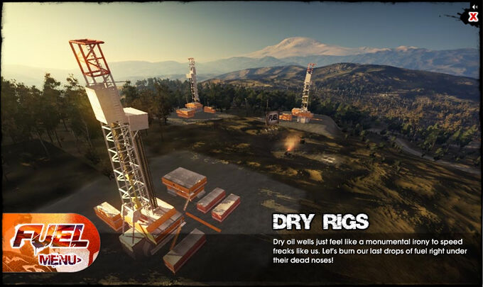 Dry Rigs