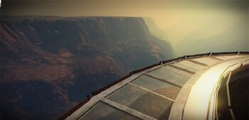 Redrock Bluffs Skywalk