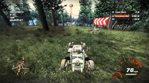 FUEL - Blacktrail Pass - Race - The Lawnmowers