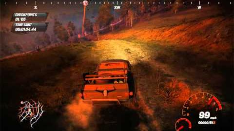 FUEL - Big Cauldron's Edge - Challenge - Checkpoint Run