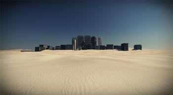 Dustbowl city