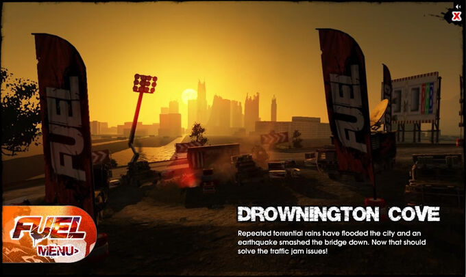 Drownington Cove