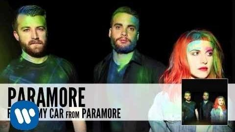 Paramore- Fast In My Car (Audio)