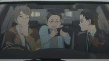 Akira introduces himself to Daisuke EP2
