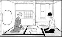 Hanae, Haruitsuki, Fuzzy, Mononokean (ch69)