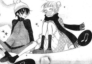 Zuyu trecut manga