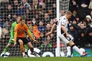 Fulham 5-0 Wolves (Pogrebnyak 2nd goal)