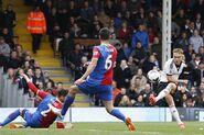 Fulham 2-2 Crystal Palace (Woodrow goal)