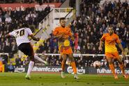 Fulham 3-0 Charlton (Rodallega 2nd goal)