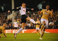 Fulham 4-1 Juventus (Zamora goal)