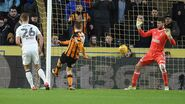 Hull 2-2 Fulham (Bowen goal)