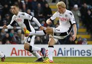 Fulham 2-1 Wigan (Pogrebnyak goal)