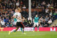 Fulham 0-1 Blackburn (Rhodes goal)